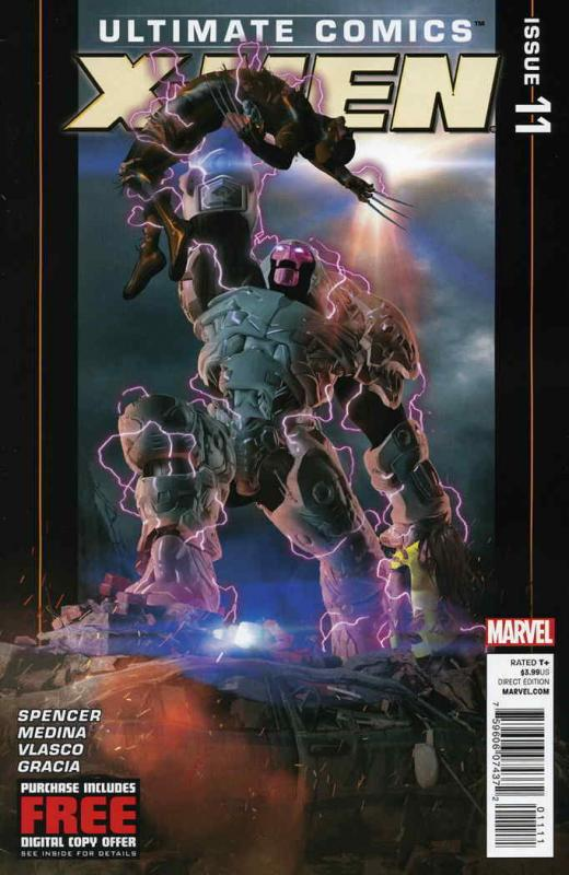 Ultimate X-Men (2nd Series) #11 FN; Marvel | save on shipping - details inside