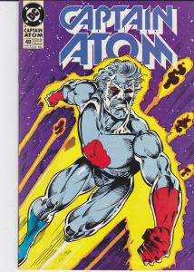 Captain Atom #40