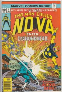Nova, the Man Called #3 (Nov-76) NM/NM- High-Grade Nova