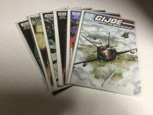 G.I. Joe Special Missions 8 9 11 12 13 14 Nm Near Mint IDW