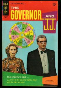 GOVERNOR AND J.J. #2-1970-PHOTO COVER VG/FN