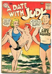 Date With Judy #79 1960- FINAL ISSUE- Mort Drucker VG