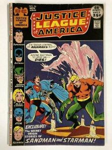 JUSTICE LEAGUE OF AMERICA 94 VG Nov. 1971 Adams COMICS BOOK