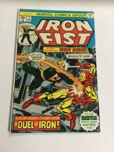 Iron Fist 1 Vf+ Very Fine+ 8.5 Marvel Comics