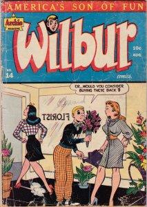 Wilbur 14 G/VG (Archie 1947)