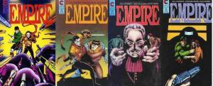 EMPIRE (1988 ET) 1-4  from the creators of EX-Mutants!
