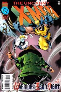 Uncanny X-Men (1981 series) #329, NM (Stock photo)