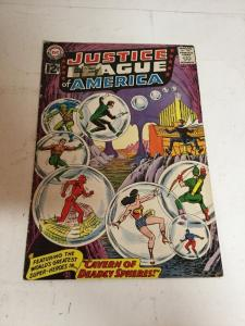 Justice League Of America 16 Vg+ Very Good+ 4.5