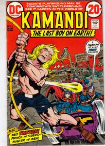 Kamandi the Last Boy on Earth #4 (Mar-73) VF/NM High-Grade Kamandi