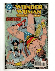 12 Comics Wonder Woman 98 Babylon 5 Flash 102 Primal 8 Justice 5 Egypt 1 + HR11