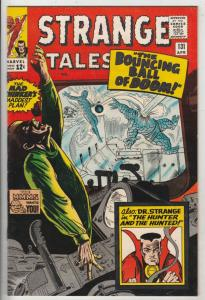 Strange Tales #131 (Apr-65) VF/NM High-Grade The Thing, Human Torch, Dr. Strange