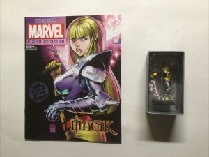 Magik Marvel Figure Collection 166 Lead Magazine Eaglemoss