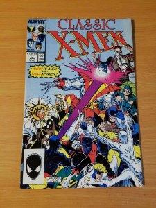 Classic X-Men #8 ~ NEAR MINT NM ~ (1987, Marvel Comics)