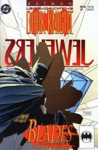 Batman: Legends of the Dark Knight #33, NM + (Stock photo)