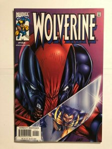 Wolverine 155 - Key Deadpool Cover - Rob Liefeld