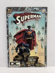 Superman Annual #3 DC Universe Logo Variant