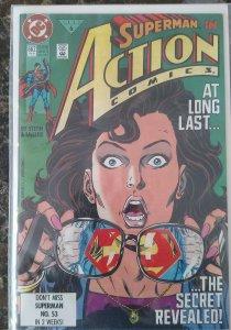 Action Comics #662 (DC 1991) VF