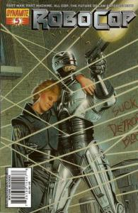 Robocop (Dynamite) #5A VF; Dynamite | save on shipping - details inside