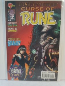 Curse of Rune #1
