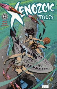 Xenozoic Tales #5 VF/NM; Kitchen Sink | save on shipping - details inside