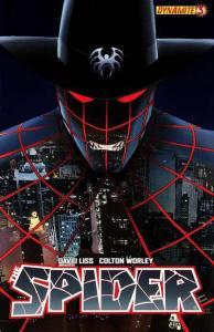 Spider (2012 series) #3, VF+ (Stock photo)