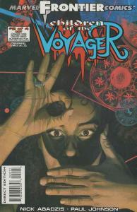 Children of the Voyager #2 FN; Marvel UK | save on shipping - details inside