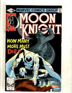 Lot Of 9 Moon Knight Marvel Comic Books # 2 3 4 5 6 7 8 9 10 Avengers Hulk HJ9