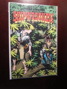 Shipwrecked #1 - 6.0 - 1991