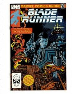10 Comics Blade Runner 1 2099 AD 1 Lost Gods 508 Magneto 2 The A-Team 1 ++ J416