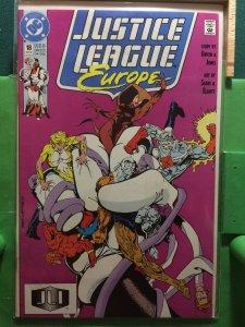 Justice League Europe #18