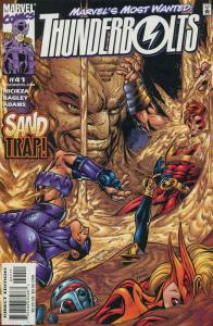 Thunderbolts #41 VF/NM; Marvel | save on shipping - details inside