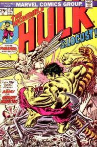 Incredible Hulk (1968 series) #194, VF- (Stock photo)