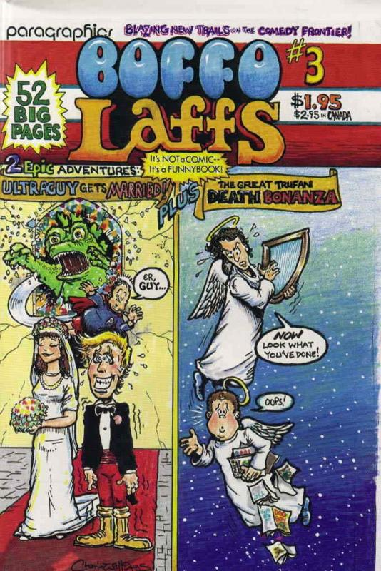 Boffo Laffs #3 FN; Paragraphics | save on shipping - details inside