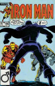 Iron Man (1st Series) #196 FN; Marvel | save on shipping - details inside