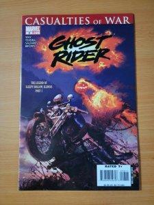 Ghost Rider #8 ~ NEAR MINT NM ~ 2007 Marvel Comics