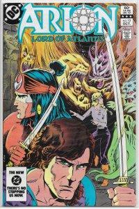 Arion, Lord of Atlantis   #12 VG