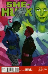 She-Hulk (3rd Series) #10 VF; Marvel | save on shipping - details inside