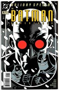 BATMAN ADVENTURES: HOLIDAY SPECIAL (Jan1995) 8.0 VF ★ Paul Dini / Bruce Timm