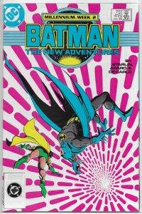 Batman   vol. 1   #415 (3rd print) FN (Millennium)