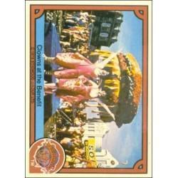 1978 Donruss Sgt. Pepper's CLOWNS AT THE BENEFIT #22