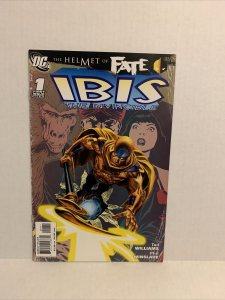 The Helmet Of Fate Ibis The Invincible #1