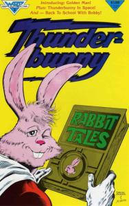 Thunderbunny (2nd Series) #3 VF; Warp | save on shipping - details inside