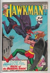 Hawkman #17 (Jan-67) NM- High-Grade Hawkman