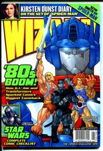 Wizard-6/2002-Comic Collectors Magazine-He-Man-FN