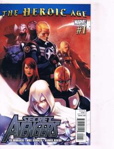 Lot of 7 The Avengers Marvel Comic Books # 1 2 3 4 5 6 7 Super Heroes TW31