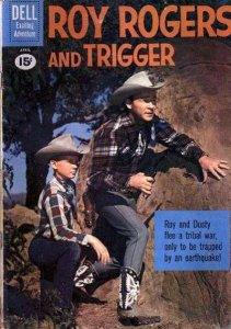 Roy Rogers Comics (1948 series) #142, Good (Stock photo)