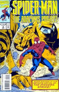 Spider-Man: The Arachnis Project #2, NM (Stock photo)