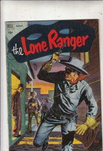 Lone Ranger, The # 50 strict VG/FN+ CoverPainted