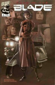 Fate of the Blade #3 VF/NM; Dreamwave | save on shipping - details inside