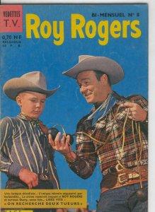 Roy Rogers serie bimensuel numero 08